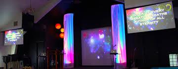 Church Lighting Design Ideas Big Stage On A Small Stage Church Stage Design Ideas