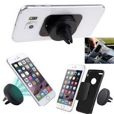 porta iphone da auto supporto magnetico porta smartphone da auto per bocchette