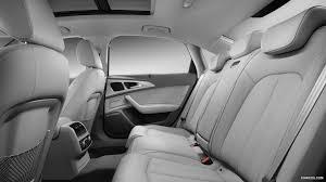 Audi E Tron Interior 2017 Audi A6l E Tron Interior Rear Seats Hd Wallpaper 12