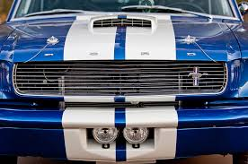 mustang grill emblems ford mustang grille emblem photograph by reger