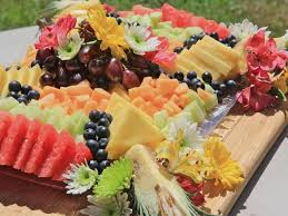 how to make a beautiful fruit tray divas can cook