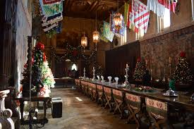 My Road Trip Along Californias PCH Working To Travel - Hearst castle dining room