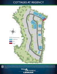 Lennar Homes Floor Plans by Edinburgh Ii New Home Plan In Cottages At Regency By Lennar