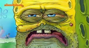 Spongebob Meme Creator - tired spongebob meme generator imgflip