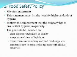 safety statement template clubs and societies safety statement