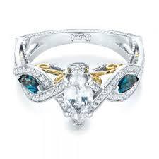 unique engagment rings unique engagement rings joseph jewelry bellevue seattle