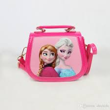 arrive cartoon children mini cute bag child frozen handbag