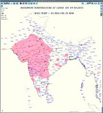 India On The World Map by Rainfall Snow Expected In Northern India Over Weekend