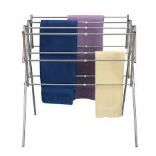 Folding Clothes Dryer Rack Household Essentials Clothes Dryer Expander With Mesh Top Drying