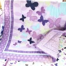 Purple Bedding For Cribs Purple Butterfly Baby Bedding Nursery Decor Ideas