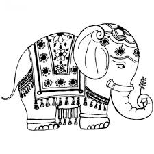 get this difficult elephant coloring pages for grown ups 6f54f
