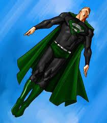 green black superman htcoliver deviantart