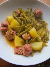 cuisiner saucisse de toulouse saucisses de toulouse aux haricots verts et pommes de terre on s