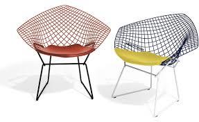 bertoia diamond chair bertoia diamond chair with full cover knoll