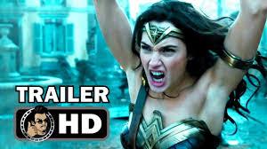 Bench Warmers Cast Wonder Woman Official Trailer 3 Origins 2017 Gal Gadot Dc