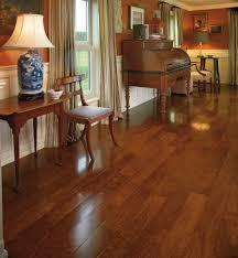 engineered parquet flooring floating glued cherrywood