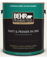 behr silky white amazing deal on behr premium plus 1 gal ppu7 12 silky white semi
