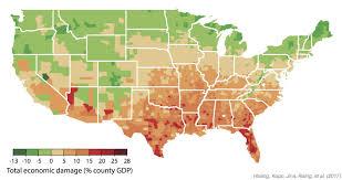 climate change damages us economy increases inequality