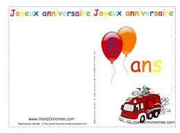 cartes invitation anniversaire enfant 8 ans invitation fille
