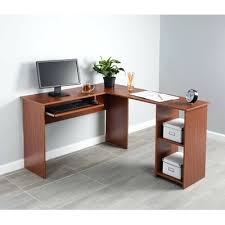 L Desk Staples Desk Computer L Desk Mahogany Color L Shaped Computer Desk With