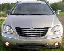 2005 chrysler pacifica touring review 2005 chrysler pacifica awd