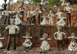 Nek Chand Rock Garden A Sprawling Secret Garden Built Illegally In India Outsider