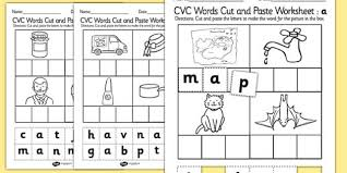 cut and paste worksheets worksheets