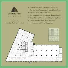 at t center floor plan military park building newark new jersey berger organization
