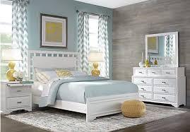white furniture sets for bedrooms 7 piece bedroom furniture sets