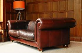 Leather Club Sofa Dyed Leather Sofa Functionalities Net