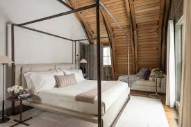 Barn Bed Wyoming Guest Barn With Interiors By Wrj Design Receives Media