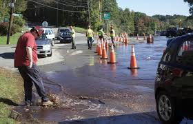 water main break felt citywide haverhill news eagletribune com