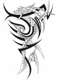 dragon henna tattoo design real photo pictures images and