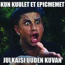 Suomi Memes - s photos in epicmemet instagram account