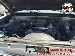 used 1999 chevrolet tahoe lt 5 7l parts sacramento