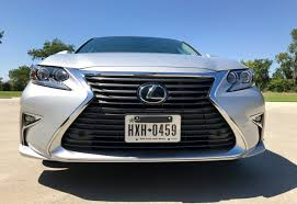 lexus wrapped 2017 lexus es 350 test drive