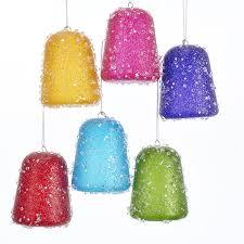 gumdrop ornaments colorful plastic decorations