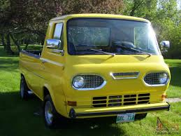 Vintage Ford Econoline Truck - 1965 mercury econoline pick up built by ford of canada