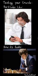 Meme Your Picture - texting your crush by thecoolestloser meme center