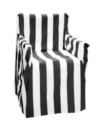 black and white chair covers alfresco director chair covers rans