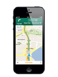 Google Maps Walking Directions Google Launches Native Maps For Ios And Here U0027s The Deep Dive On
