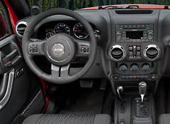 Jeep Wrangler Interior 2011 Jeep Wrangler Updated Inside And Out