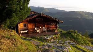Cabane En Montagne Images Gratuites Région Sauvage Montagne Chaîne De Montagnes