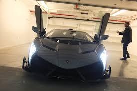 Lamborghini Veneno Year - first and only lamborghini veneno in the u s arrives video
