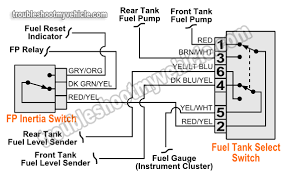 part 1 1993 fuel pump circuit tests ford 4 9l 5 0l 5 8l