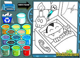coloring games colouring pages drawing color