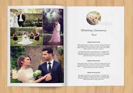 wedding magazine template 9 wedding magazine templates free sle exle format