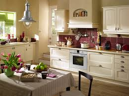 beautiful modele de decoration de cuisine ideas amazing house