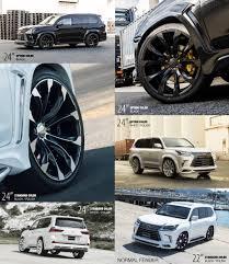 lexus wald wheels wheel wald sports line lx 570