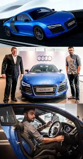 Audi R8 Lmx - viratkohli has become a latest owner of this super luxurycar